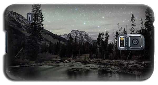 String Lake Trail Filter Galaxy S5 Case