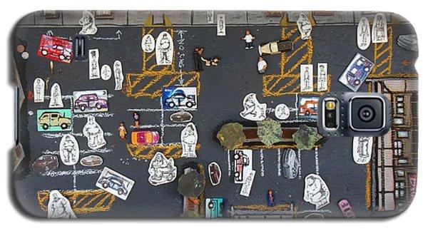Parking Lot Galaxy S5 Case by Mack Galixtar
