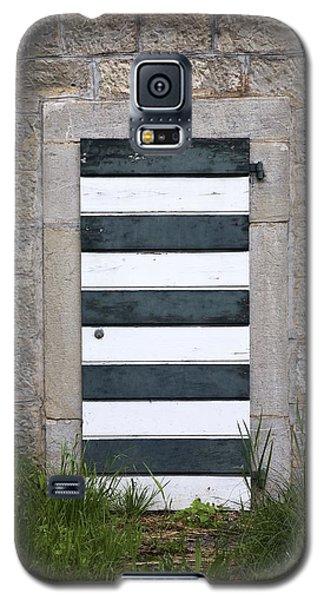 Striped Door Galaxy S5 Case
