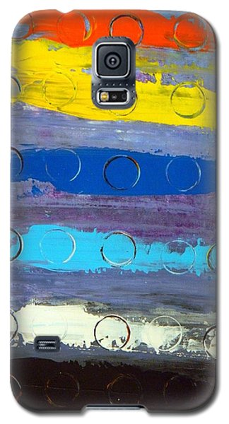Striped Galaxy S5 Case by Everette McMahan jr