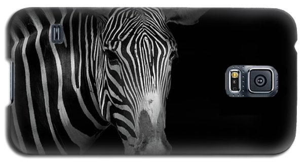 Stripes Number 5 Galaxy S5 Case