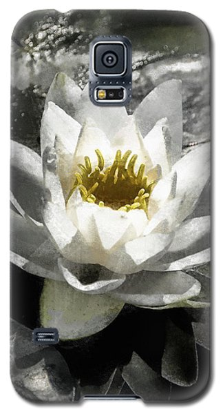 Strokes Of The Lily Galaxy S5 Case