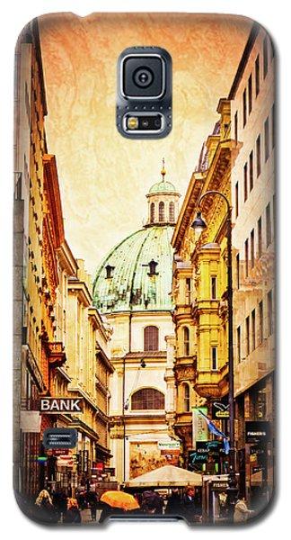 A Rainy Day In Vienna Galaxy S5 Case