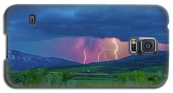 Storm Peak  Galaxy S5 Case