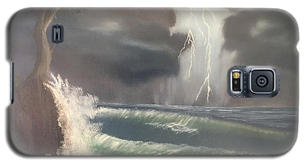 Strong Against The Storm Galaxy S5 Case