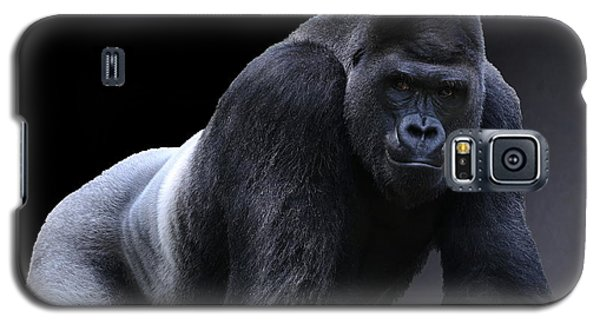 Strong Male Gorilla Galaxy S5 Case