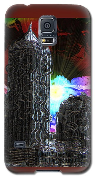 Structural Dissonance Galaxy S5 Case
