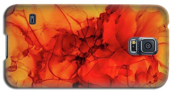 Struggling Heart Galaxy S5 Case