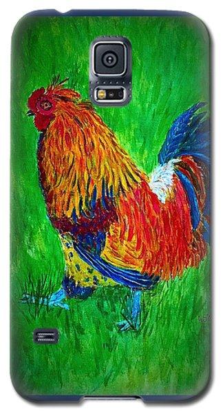 Strutting  Batam Rooster Galaxy S5 Case
