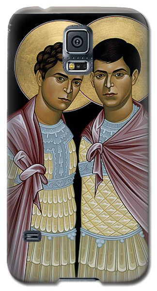 Sts. Sergius And Bacchus - Rlsab Galaxy S5 Case