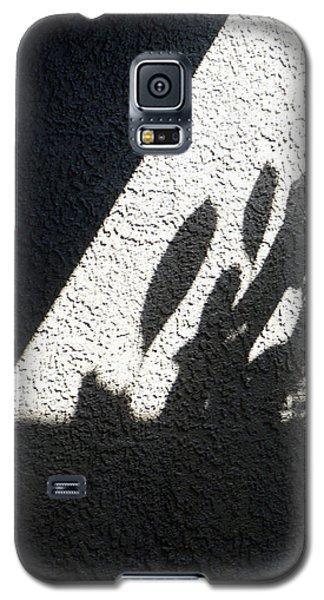 Stucco Flowers Galaxy S5 Case