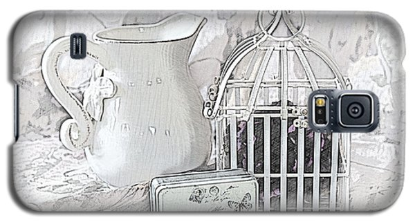 Stuck And All Alone Galaxy S5 Case by Sherry Hallemeier