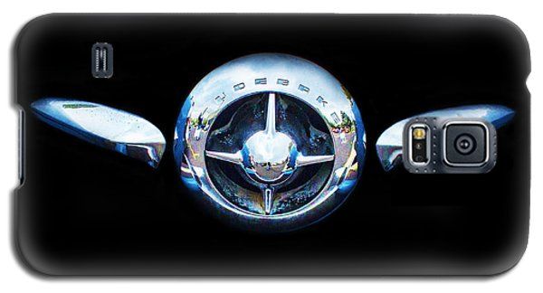 Studebaker In Black Galaxy S5 Case by Steven Parker