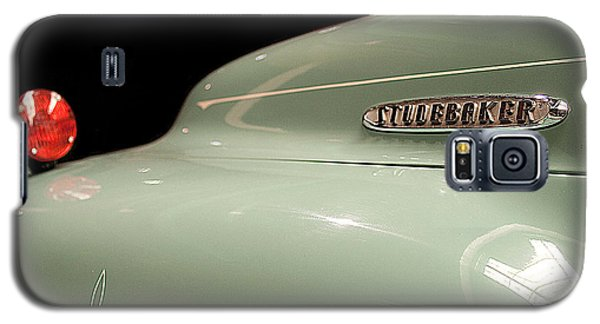 Galaxy S5 Case featuring the photograph Studebaker by Patricia Hofmeester