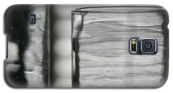 Studies In Glass ...shades Of Grey Galaxy S5 Case by Lynn England