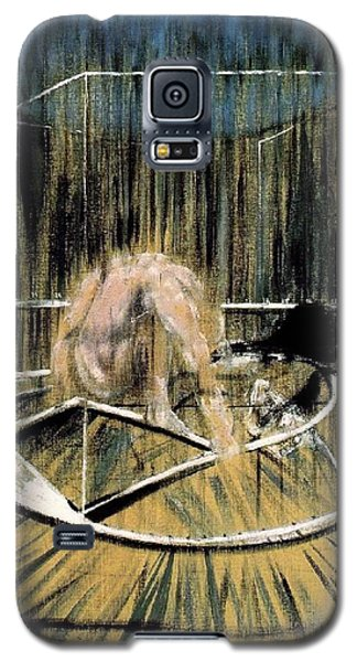 Study For Crouching Nude Galaxy S5 Case by Francis Bacon