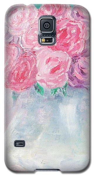 Study  Galaxy S5 Case by Reina Resto
