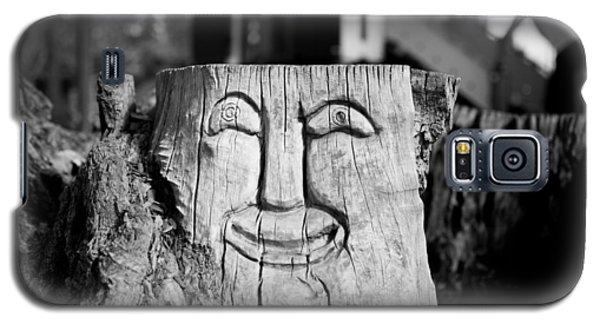 Stump Face 1 Galaxy S5 Case