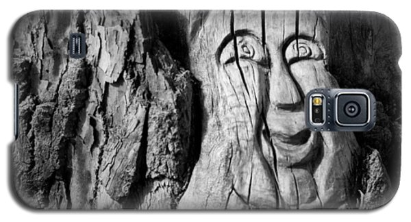 Stump Face 3 Galaxy S5 Case
