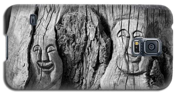 Stump Faces 2 Galaxy S5 Case