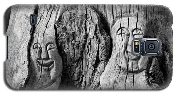 Stump Faces 2 Galaxy S5 Case