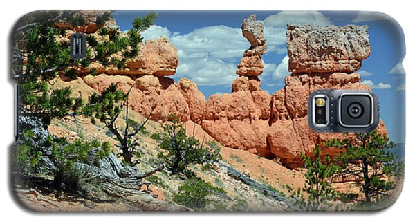 Galaxy S5 Case featuring the photograph Stunning Bryce Canyon National Park Backcountry by Bruce Gourley