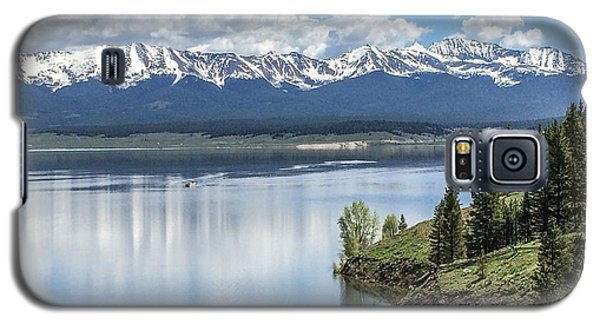 Galaxy S5 Case featuring the photograph Stunning Colorado by William Wyckoff