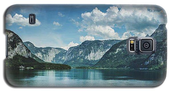 Stunning Lake Hallstatt Panorama Galaxy S5 Case