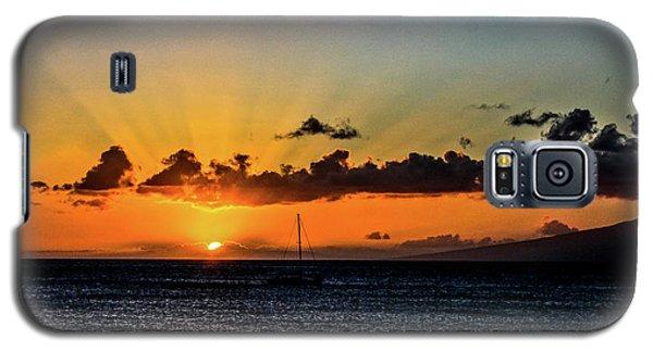 Stunning Sunset Galaxy S5 Case