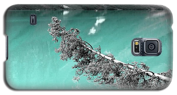 Stunning Turquoise Glacial Lake Galaxy S5 Case