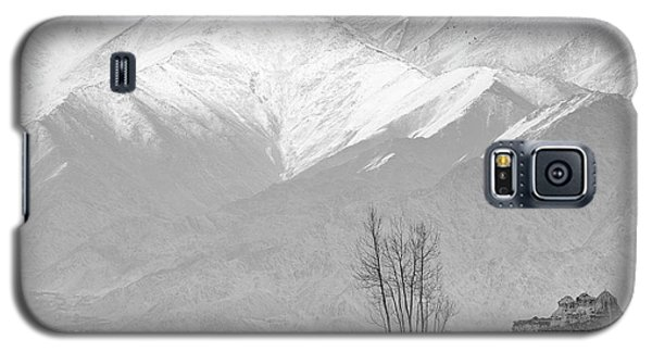 Stupa And Trees Galaxy S5 Case