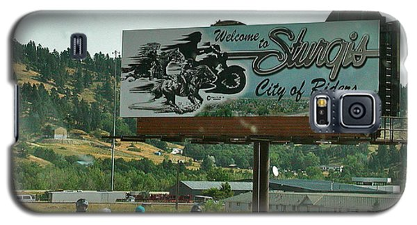 Sturgis City Of Riders Galaxy S5 Case