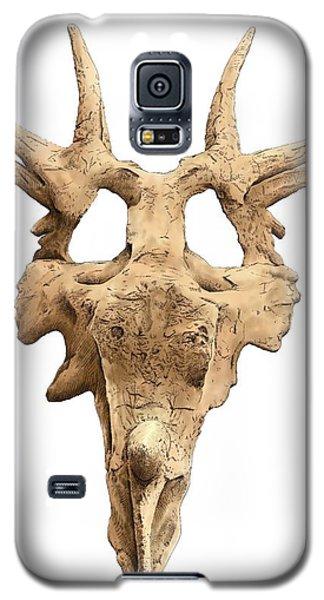 Styracosaur Skull Galaxy S5 Case