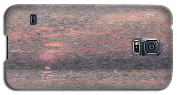 Subdued Sunset Galaxy S5 Case