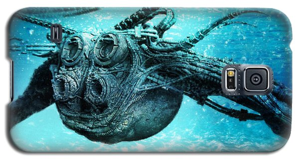 Submarine Galaxy S5 Case