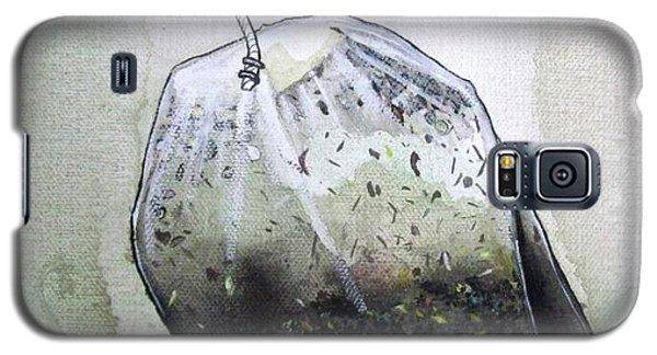 Submerged Tea Bag Galaxy S5 Case