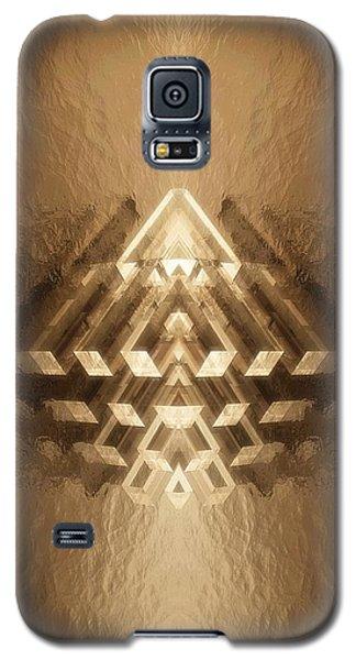 Subtle Geometrix Galaxy S5 Case