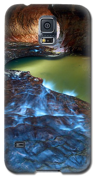 Subway In Zion National Park Utah Galaxy S5 Case