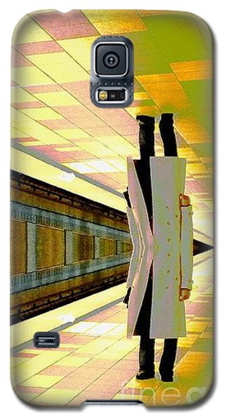 Subway Man Galaxy S5 Case