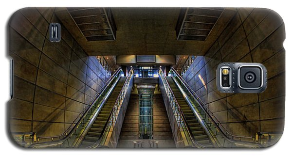 Galaxy S5 Case featuring the photograph Subway by Stefan Nielsen