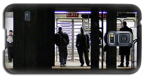 Subway Stories Galaxy S5 Case by Art Shimamura