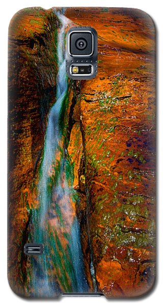 Subway's Fault Galaxy S5 Case