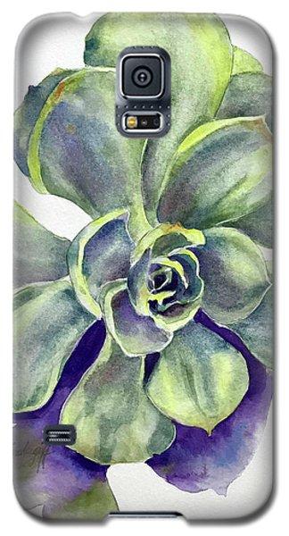 Succulent Plant Galaxy S5 Case