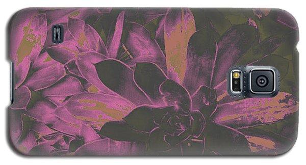 Succulents #3 Galaxy S5 Case