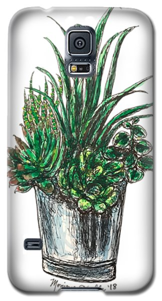 Succulents Galaxy S5 Case