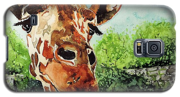 Such A Sweet Face Galaxy S5 Case by Tom Riggs