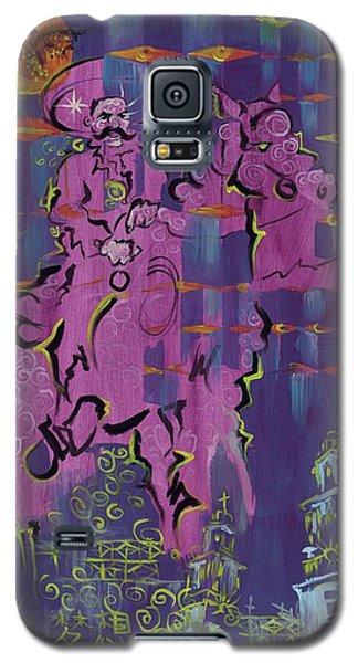 Sueno De Zapata Galaxy S5 Case