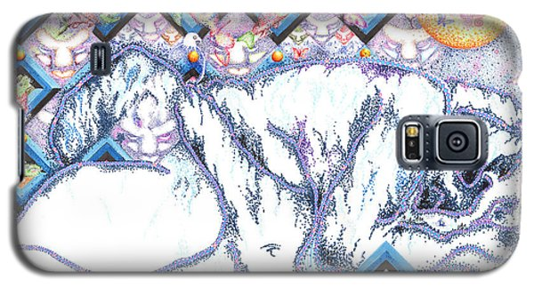 Suenos De Invierno Winter Dreams Galaxy S5 Case