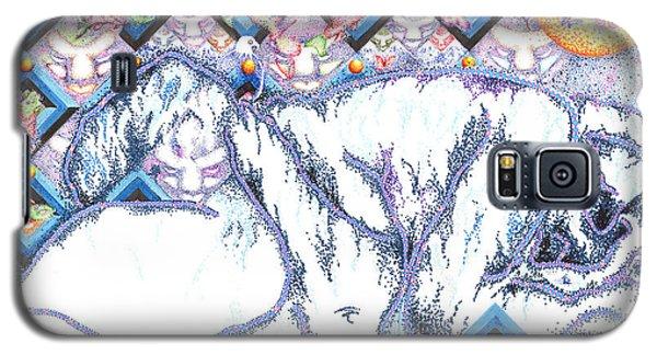 Suenos De Invierno Winter Dreams Galaxy S5 Case