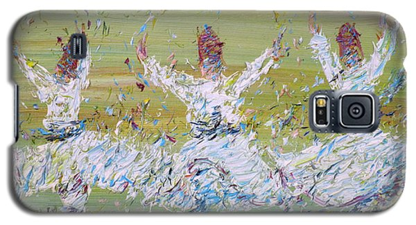 Sufi Whirling Galaxy S5 Case by Fabrizio Cassetta